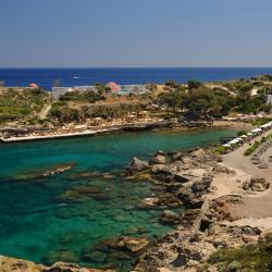 Kallithea Rhodes 17 hotels with pools