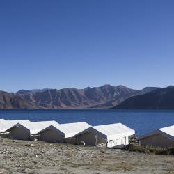 Spangmik 4 tented camps
