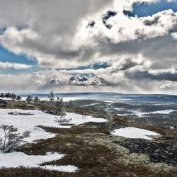 Kirovsk 145 skigebieden