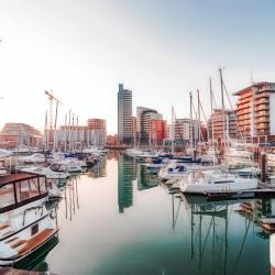 Southampton 300 hotellia