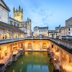 Bath 5 serviced apartments