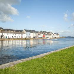Towns and Cities Near Oranmore (Galway) - Within 25 Miles