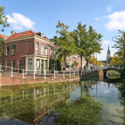 Delft 6 hoteles que admiten mascotas