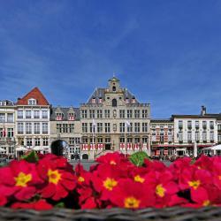 Bergen op Zoom 27 szálloda