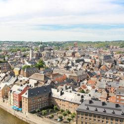 Namur 5 hotels with a jacuzzi