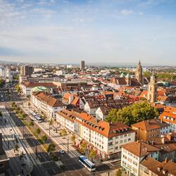 Heilbronn 43 hotels