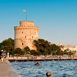 Thessaloniki 108 luxury hotels