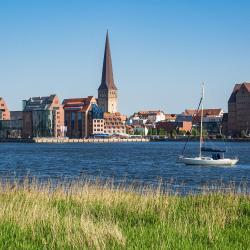 Rostock 115 szálloda