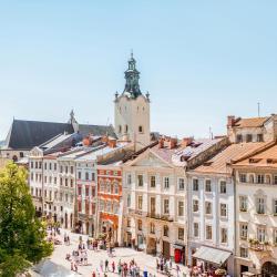 Lviv 28 guest houses