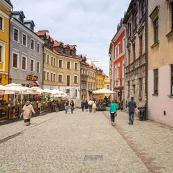 Lublin 11 boutique hotels
