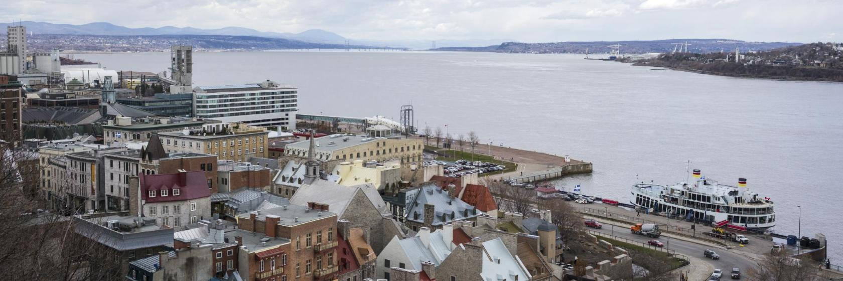 The 10 best hotels in Old Quebec, Quebec City, Canada