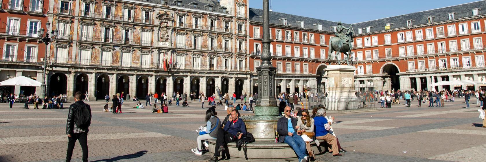 De 10 beste hotels in de buurt van Plaza Mayor Madrid in ...
