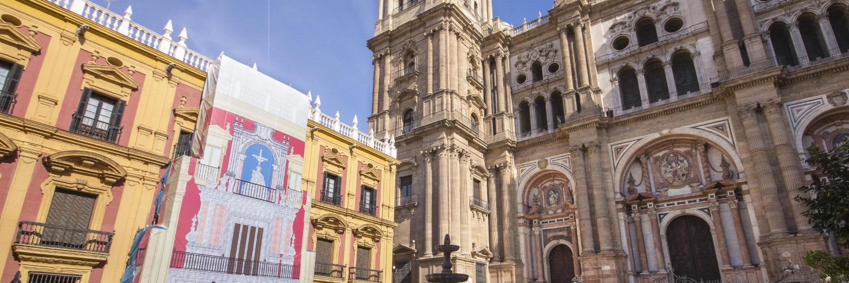 Los 10 mejores hoteles cerca de Catedral de Málaga en Málaga ...