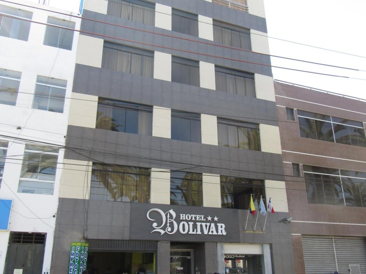 578 Opiniones Reales del Hotel Bolivar   Booking.com