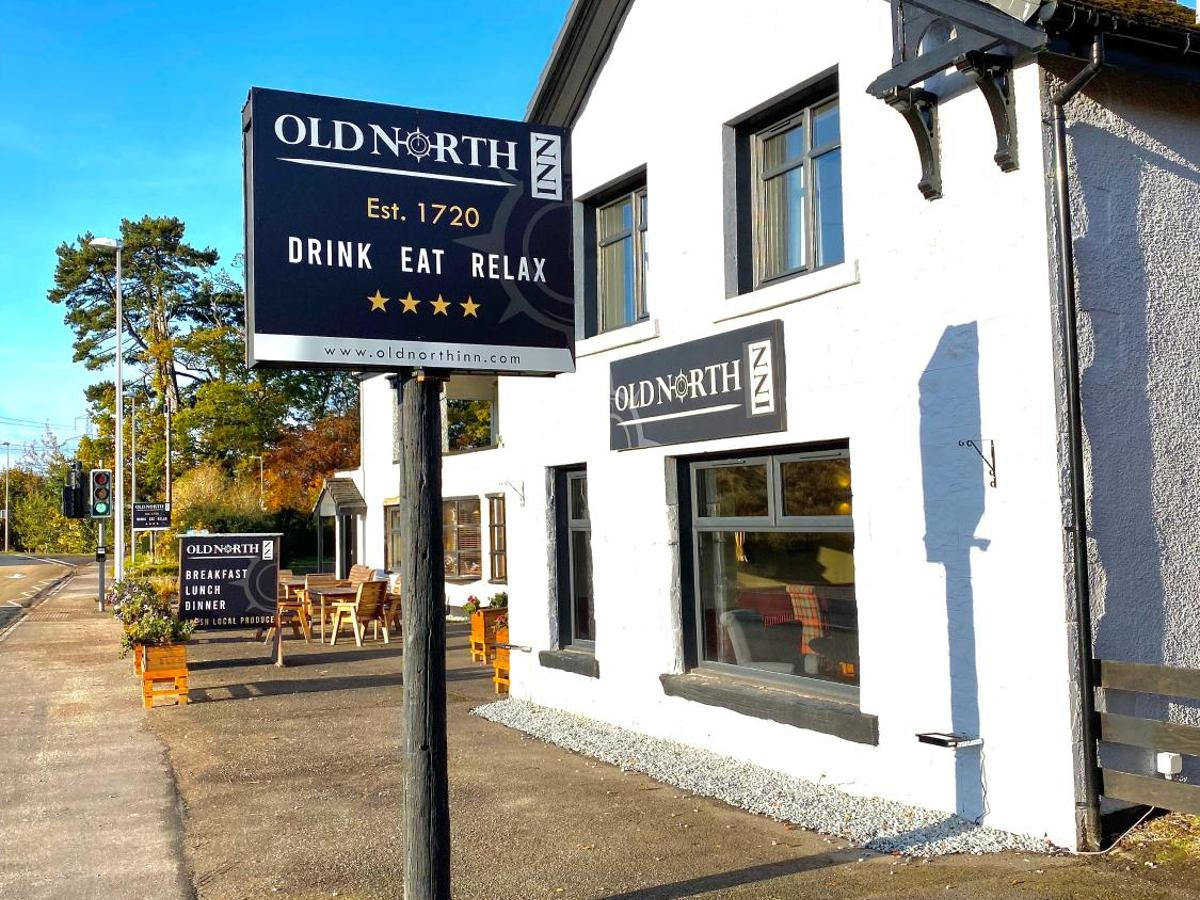 599 Verified Bb Reviews Of Old North Inn Hotel Inverness