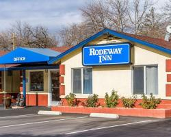 Rodeway Inn Chico University Area