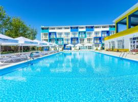 MoreLeto Ultra All Inclusive in Miracleon, hotel in Anapa