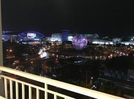 Condo Unit Overlooking Manila Bay