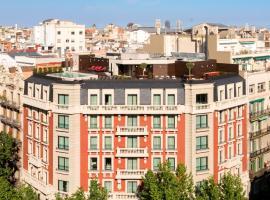 The Corner Hotel, hotel near La Pedrera, Barcelona