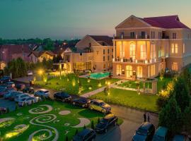 Hotel Tresor Le Palais, hotel near Timișoara Traian Vuia International Airport - TSR, Timişoara