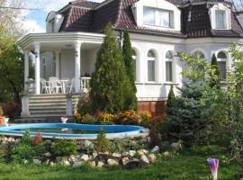 Villa Gárdéna Gárdony