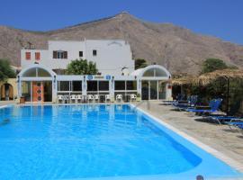Santa Irini Hotel