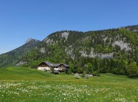 Urlauben im Grünen, Hotel in Fuschl am See