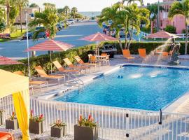 St. Pete Beach Suites, hotel near Treasure Island Golf Tennis Recreation Center, St Pete Beach