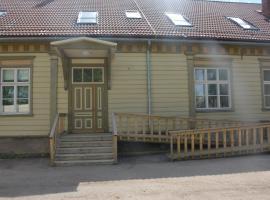 Vanalinna apartement, hotell sihtkohas Viljandi
