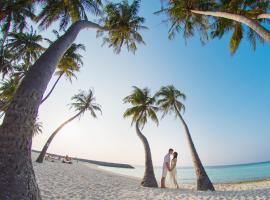 WhiteShell Island Hotel & Spa, guest house in Maafushi
