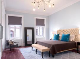 Kapital Inn Budapest: Budapeşte'de bir Oda ve Kahvaltı