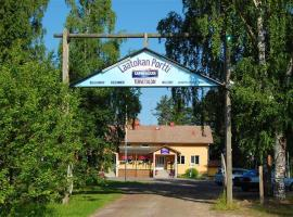 Hotel Laatokan Portti
