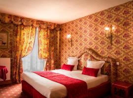 Hôtel du Cheval Rouge, hotel in Versailles