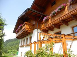 Ferienhaus Eva, Ferienwohnung in Flachau