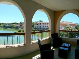 Lake View Apartment Mandelieu