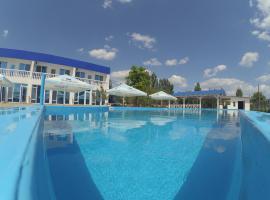 Marmaris, готель у Скадовську