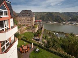 Romantik Hotel Schloss Rheinfels, hotel near Lorelei, Sankt Goar