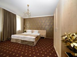 Отель Апельсин на Тульской, отель в Москве, рядом находится Донской монастырь