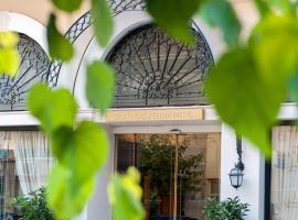 Athens Atrium Hotel & Jacuzzi Suites, boutique hotel in Athens