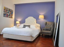 Casa Amarela Belem, hotel perto de Mosteiro dos Jerônimos, Lisboa