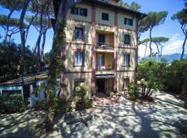 Hotel Villa Tiziana, hotel a Marina di Pietrasanta