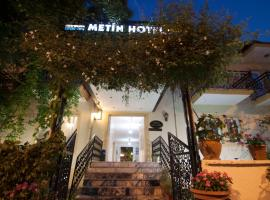 Metin Hotel, מלון בדליאן