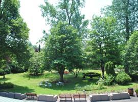 La Roseraie. Gaume-Ardenne-lacuisine sur Semois.