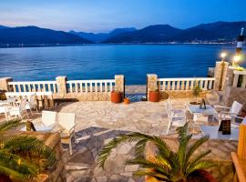 Rooms & Apartments Kristina Romantica, hotel in Tivat