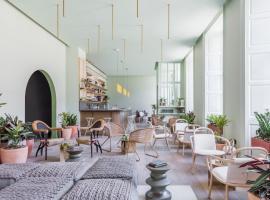 Eden Locke, budget hotel in Edinburgh