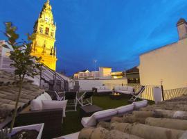 Los Patios, hotel in Córdoba