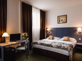 Central Hotel Prague, Hotel in Prag