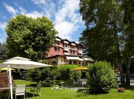 Albergo Milano Snc, hotel in Lanzo d'Intelvi