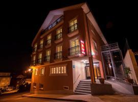 Hotel Porto do Barqueiro: O Barqueiro'da bir otel