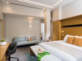מלון אואזיס ים המלח, מלון בעין בוקק